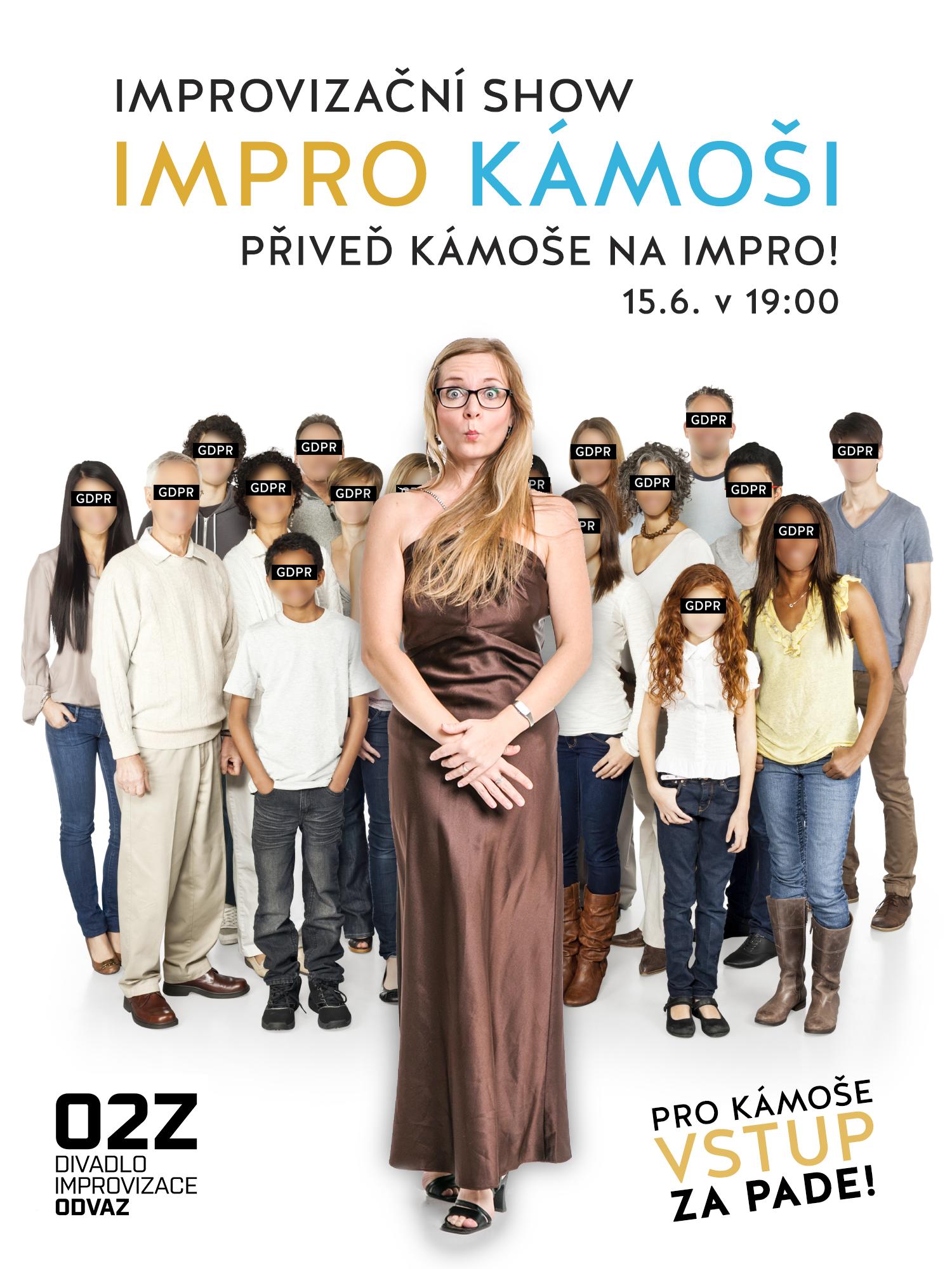 Impro kámoši (vstupné za 50 Kč!!!)